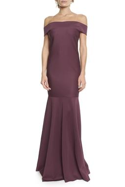Vestido Cariri Purpura