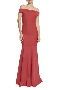Vestido Cariri Red