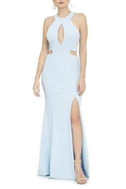 Vestido Casterly Light Blue