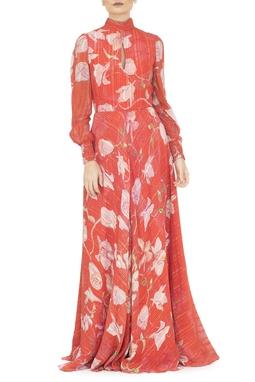 Vestido Cersei Red