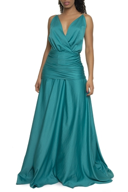 Vestido Charlize Esmeralda -DG13153