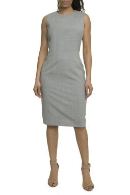 Vestido Cinza - DG17886
