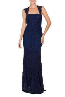 Vestido Cloe Blue - DG40/42/46