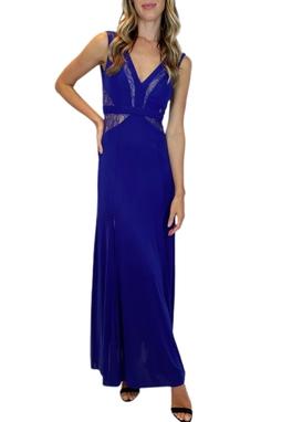 Vestido com Renda - BMD 11196
