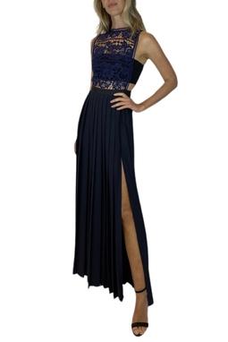 Vestido com Renda - BMD 11422