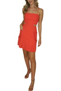 Vestido Coral - BMD 9498