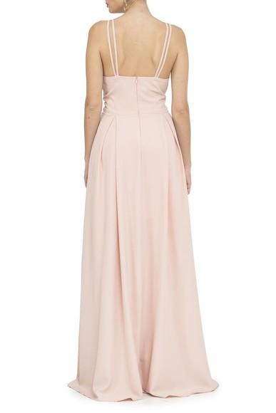 Vestido Cosgrove Rose Basic Collection