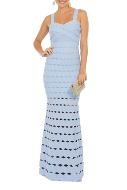 Vestido Cotton Candy Blue - DG13142