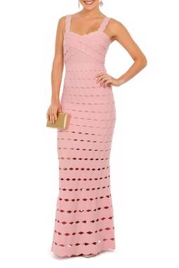 Vestido Cotton Candy Pink - DG13363