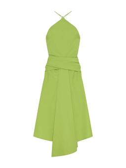 Vestido Cruz - Verde Mojito  USTL
