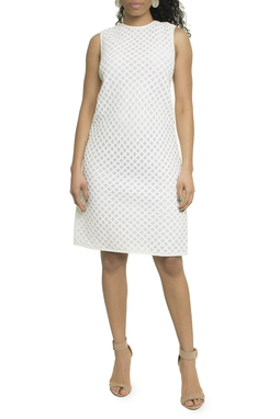 Vestido Curto Branco - DG17699