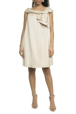 Vestido Curto Dourado - DG17703