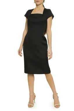 Vestido Curto Estruturado - DG17434