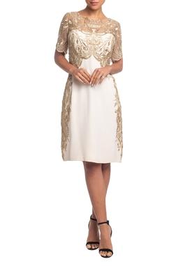 Vestido Curto MC Branco HM - DG18791