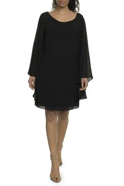 Vestido Curto ML Preto - Sacada