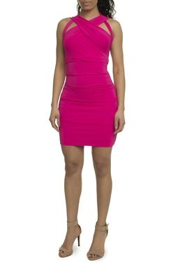 Vestido Curto Pink - DG17862