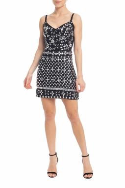 Vestido Curto Preto - DG18290