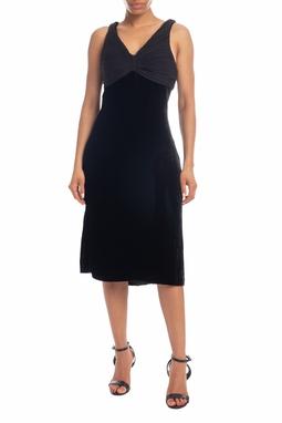 Vestido Curto Preto - DG18311