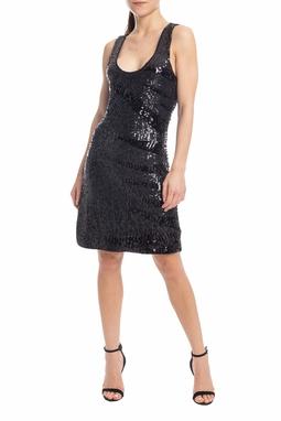 Vestido Curto Preto - DG18378