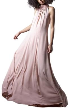 Vestido Dai Rosa THM