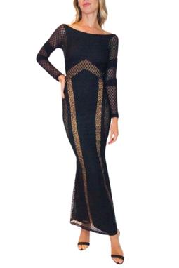 Vestido de Renda - BMD 10512
