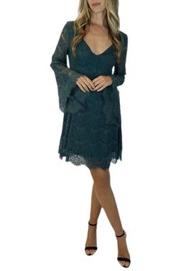 Vestido de Renda - BMD 11447