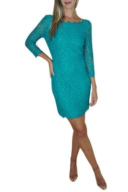 Vestido de Renda - BMD 9941