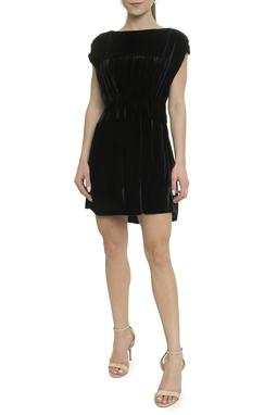 Vestido de Veludo - BMD 9201