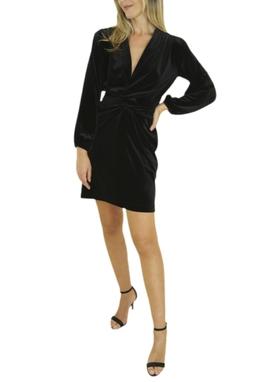 Vestido de Veludo - BMD 9685