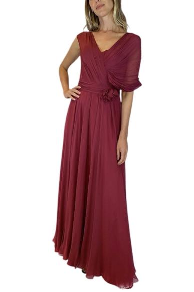 Vestido Drapeado - BMD 10190 Atelier Marie Lafayette