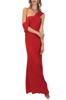 Vestido Drapeado - BMD 11192