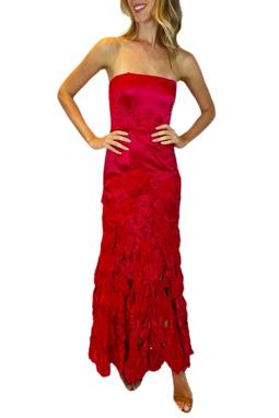 Vestido Drapeado - BMD 11198