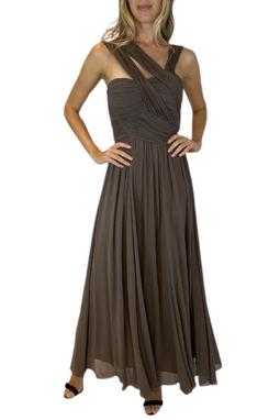 Vestido Drapeado - BMD 11343