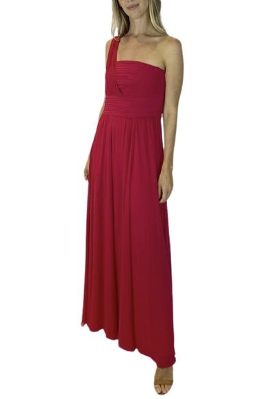 Vestido Drapeado - BMD 11459 Essential Collection