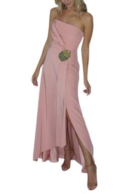 Vestido Drapeado - BMD 9660