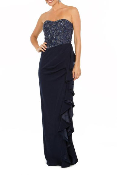 Vestido Eastwood Badgley Mischka