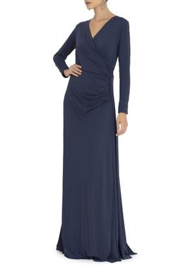 Vestido Ebony Dark Blue