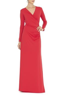 Vestido Ebony Red