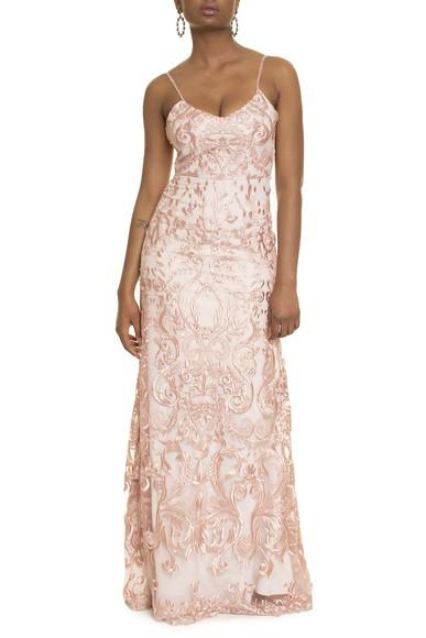 Vestido Eleanor Basic Collection