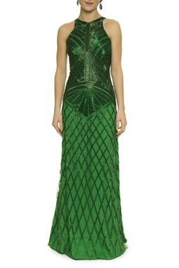 Vestido Esmeralda MYD - DG17532