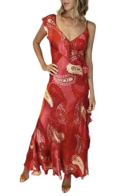 Vestido Estampado - BMD 11329