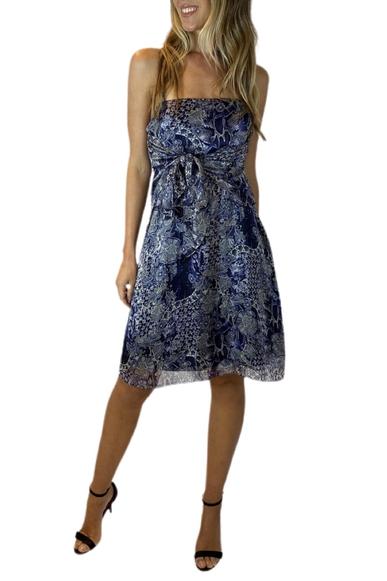 Vestido Estampado - BMD 11370 Brooksfield Donna
