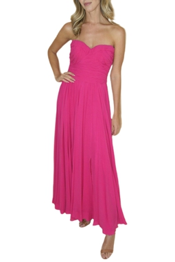 Vestido Esvoaçante Lele Saddi - BMD 9456
