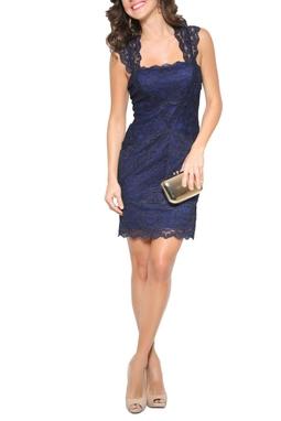 Vestido Eva Blue