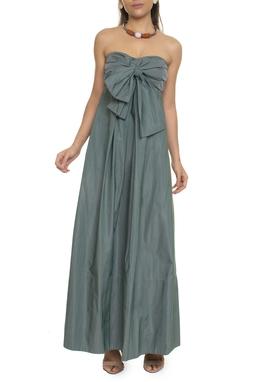 Vestido Evasê Laço - DG16745