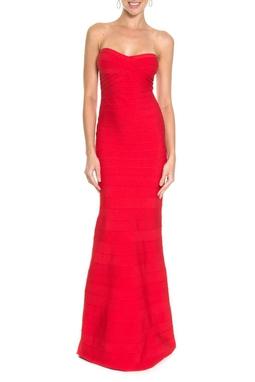 Vestido Fani Red