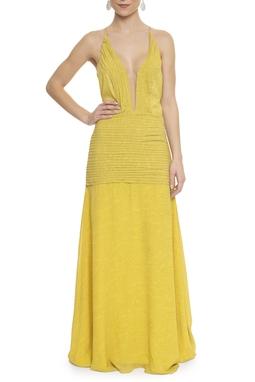 Vestido Farfalla Escama - DG13390