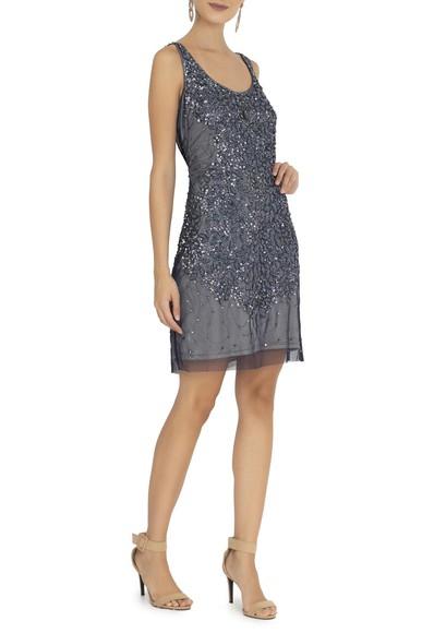 Vestido Faun - DG13068 Adrianna Papell