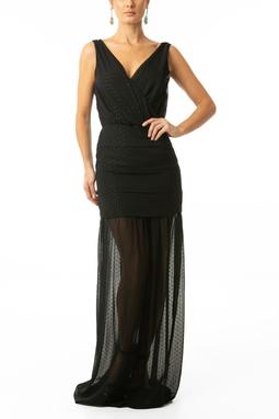 Vestido Fertune Black - DG 13337