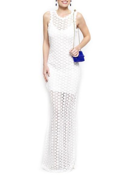 Vestido Flavia Renda Iodice